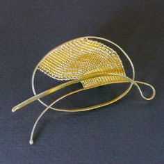 Brooch, Mary Lee Hu