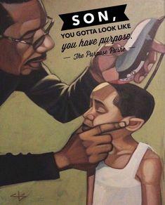 – Curso Para Cabeleireiro e Barbeiro Profissional African American Artwork, African Art, Bd Art, Arte Hip Hop, Natural Hair Art, Black Art Pictures, Black Love Art, Black Artwork, Afro Art