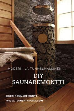 Miten toteuttaa itse saunaremontti? Vinkit ja kokemukset moderniin ja tunnelmalliseen saunaan.