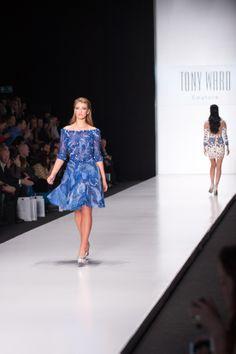 Moscow Fashion Week - Flashback! Tony Ward