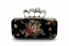 I own this clutch and am not afraid to use it :)
