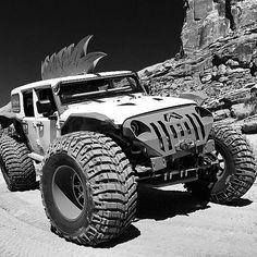 Beast on Wheels, Jeep