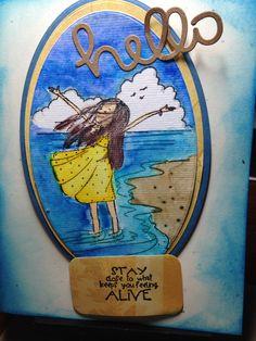 Unity Stamp  Phyllis Harris -- Linda Silman 031116