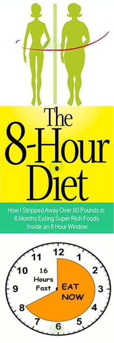 If you want to lose weight and do not want to starve then you are at the right please because this interesting 8 hour diet plan is all you need to lose Health Diet, Health And Wellness, 8 Hour Diet, Fitness Diet, Health Fitness, Fitness Motivation, 30 Day Plank Challenge, Natural Cures, Natural Health