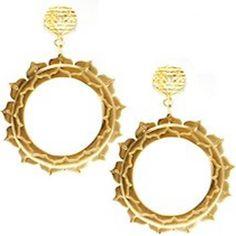 PAPPET Mandala Earrings Unique Bohemian Yoga Chakra Stud Earrings Buddhism Boho Enamel Lotus Flower Earring For Women Classic Art Jewelry Gifts