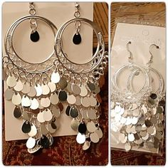 Indian Bridal Jewelry Sets, Indian Jewelry Earrings, Silver Jewellery Indian, Jewelry Design Earrings, Gold Earrings Designs, Ear Jewelry, Cute Jewelry, Antique Jewellery Designs, Fancy Jewellery