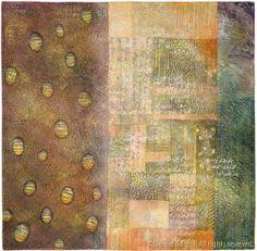 Composition VI 36 x 36 inches Deidre Adams
