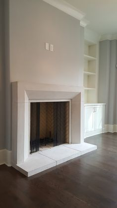 Atlanta - Cast Stone Hoods and limestone fireplace custom products | Fireplace Surrounds