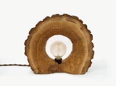 KORA — лампы из дерева ручной работы. В наличии