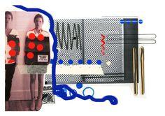 London College Fashion Nicole Paskauskas — BA (Hons) Fashion Textiles