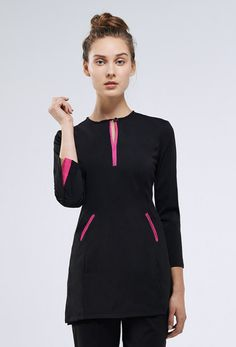 and spa uniform, beauty salon uniform, spa uniform Salon Uniform, Spa Uniform, Hotel Uniform, Housekeeping Uniform, Beauty Uniforms, Medical Uniforms, Uniform Design, Diy Couture, Fitness Fashion