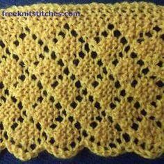 all free knitting Stream All Free Knitting, Lace Knitting Stitches, Lace Knitting Patterns, Knitting Videos, Lace Patterns, Vintage Knitting, Stitch Patterns, Scarf Patterns, Crochet Chart