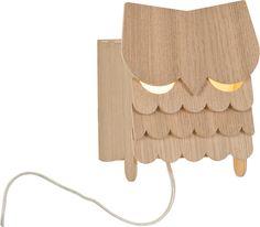 Lampka Huhu Sowa - Oświetlenie - Artykuły Dekoracyjne - Meble VOX