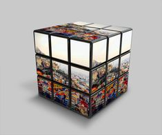 Tbilisi in Kubik Rubik, digital art by Levan Tchkonia - Ego - AlterEgo Decorative Boxes, Digital Art, Behance, Graphic Design, Home Decor, Travel, Homemade Home Decor, Voyage, Viajes