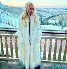 Rachel Zoe, Fur Coat, Photo And Video, Instagram, Vanity, Walking, Videos, Photos, Fashion
