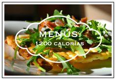 Menú semanal 1200 calorías: dudas y preguntas frecuentes