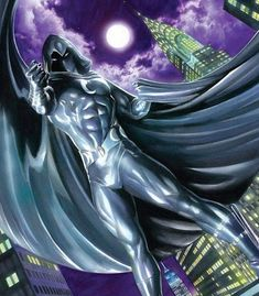 Marvel Heroes, Marvel Comics, Marvel Moon Knight, Alex Ross, Power Girl, Dark Horse, Marvel Universe, Comic Art, Insta Pic