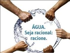 """.:.   ..."""" Racionamento de  água / Praia do Canto, Vitória /ES"""" ...   ..."""