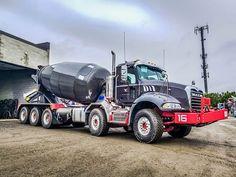 Mack Trucks, Semi Trucks, Big Trucks, Oil Platform, Mixer Truck, Freight Truck, Oil Tanker, Concrete Mixers, Heavy Duty Trucks