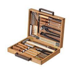 circular saw blade sharpening jig see more this exemplary swiss tool case was handcrafted by wood u0026 luxury switzerland its case is