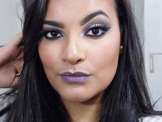 Breenda Cunha : Maquiagem Pálpebra Luz