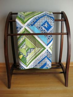 Like the quilt rack