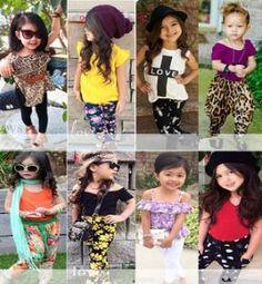 2015 new arrival girls' clothing set LNICE children in European style fashion summer T-shirt + pants harem pants 2pcs suits