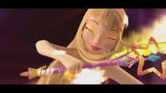 """Winx Club: Mythix 3D """"Almost"""" Full Song"""