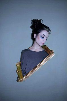 Fine Art Self-Portraits by Milica Staletovic #inspiration #photography