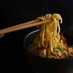 Gyors chow mein