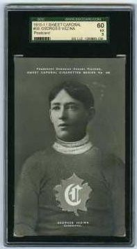 Century old Canadian hockey cards fetch $158,678 at Classic Auctions