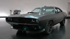 """This off-road Dodge Challenger takes """"speed"""" to another level! #Challenger #Dodge #MuscleCar #Vehicle #Fast #Spped #Automotive"""