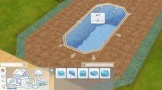 Top 10 Pool Building Tips by Simguru Steph at The Sims™ News via Sims 4 Updates