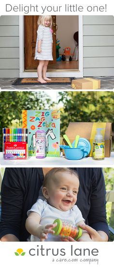 Best kid products delivered straight to your door! Get a Sneak Peek inside next month's box. ➜Use coupon PIN40 for 40% off your 1st box. Ends 06/15/15.