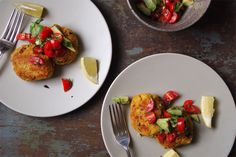 The Intolerant Gourmet - Curried Chickpea Burgers (Gluten Free, Vegan, Dairy Free, EggFree)