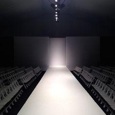 runway stage