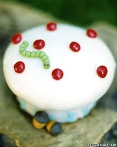 """See the """"Toadstool Cupcakes"""" in our  gallery"""