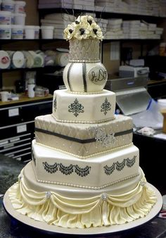 "Beautiful cake by ""The Cake Boss"""