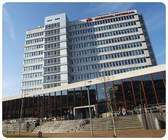 De cursus Spaans in Rotterdam wordt gegeven op deze prachtige locatie: Hogeschool Rotterdam Museumpark.