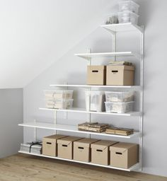 ALGOT systeem | #IKEA #DagRommel