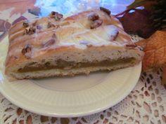 Flo's Cakes - Pumpkin Pecan Braid