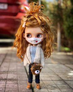 Cute Cartoon Pictures, Cute Cartoon Girl, Cute Love Cartoons, Cartoon Pics, Cute Cartoon Wallpapers, Ooak Dolls, Blythe Dolls, Barbie Dolls, Pretty Dolls