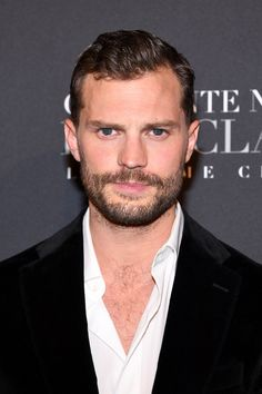 Jamie Dornan Paris, France premiere Fifty Shades Freed | February 2018