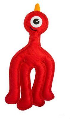 Loopie Monica Red Alien Toy