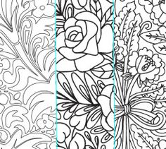 14 Free adult colouring in printables Free Adult Coloring, Printable Coloring Pages, Colouring, Free Printables, Stencils, Baby, Crafts, Silhouettes, Organize