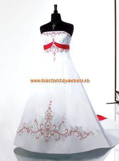 Moonlight Victorian Rose Robe de Mariée - Style K4104