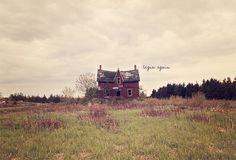 Detroit. Photographer calls this Little House on the Prairie.
