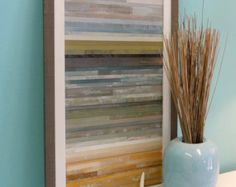 Land-Sea-Sky reclaimed and salvaged wood pieces