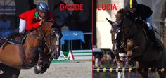 VITTORIA SMANIA - LUCIA VIZZINI E DAVIDE KAINICH - cavalieri e vendita cavalli