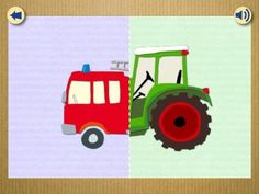 First App Vehicles - a really interesting proposition for vehicle obsessed toddlers and preschoolers. Original Appysmarts score: Featured in Episode 13 of Appysmarts weekly video podcast. Toddler Apps, Toddler Books, Toddler Preschool, Best Ipad, 3 Year Olds, Our Kids, Technology, Activities, Learning